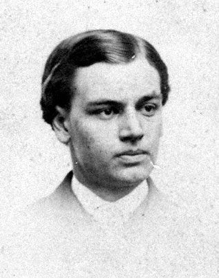 Lincoln's son Robert Todd Lincoln. #robertoddlincoln