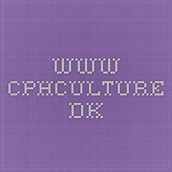 www.cphculture.dk
