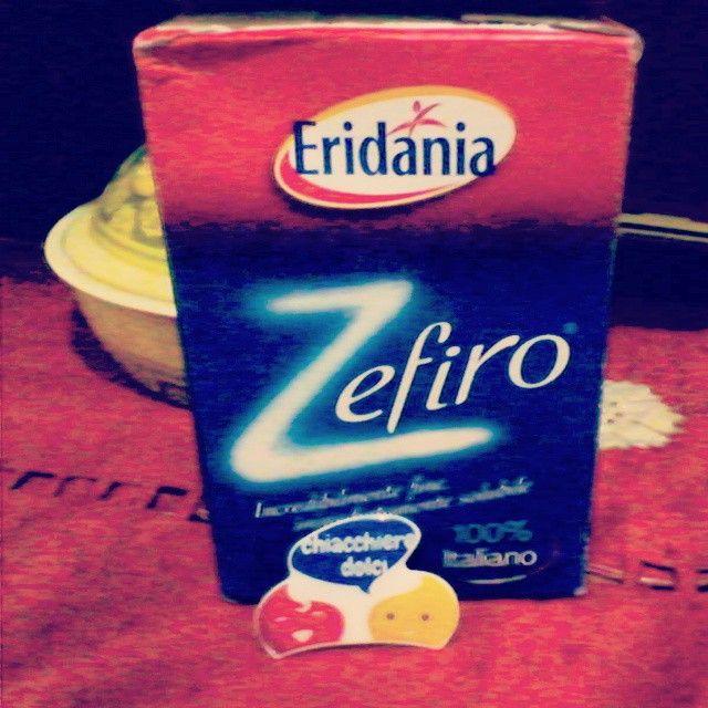 """Il """"grazie"""" di """"In Cucina"""" via Instagram. #collaborazioni #eridania #blog #eridanialovers"""