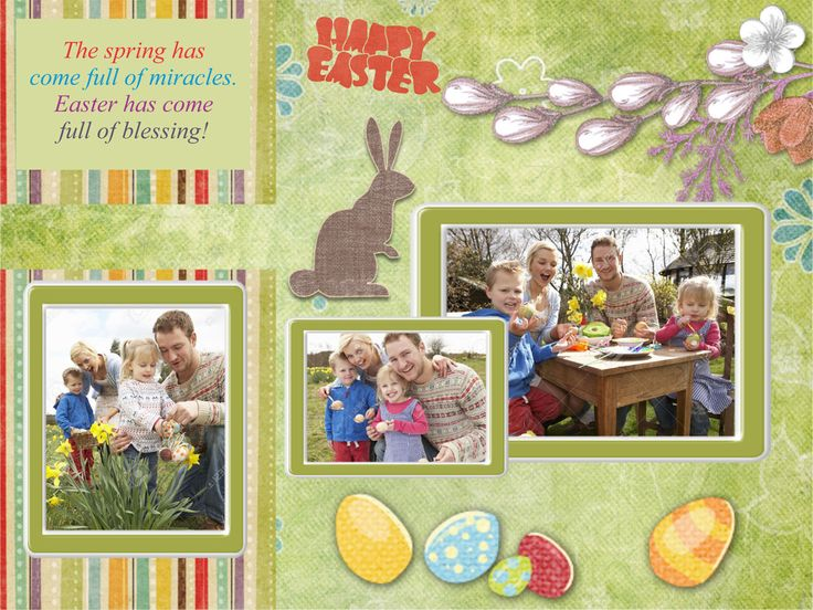 Download Free Easter Greeting Card Template-1001 in CorelDraw and Ms-Word File Format.