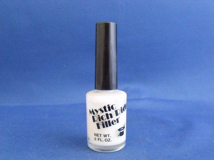 MYSTIC NAIL RIDGE FILLER .5 OZ 68177