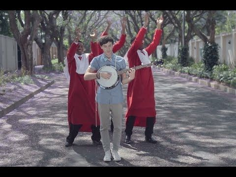 ▶ Matthew Mole - Take Yours, I'll Take Mine (OFFICIAL Music Video) - YouTube This guy is awesome!!