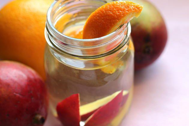 recipes | Mango and Orange Mixer