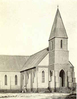 Dutch Reformed church, Griekwastad - Wikipedia