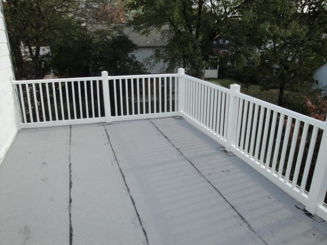 flat roof railings - Bing Images | Around the House ...