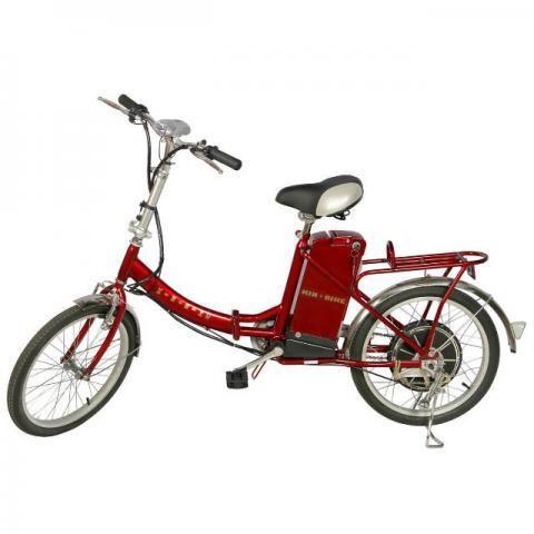 Bicicleta Elétrica Dobrável Eb050 Aro 20 Kinetron