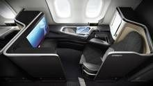 The latest British Airways first-class seat