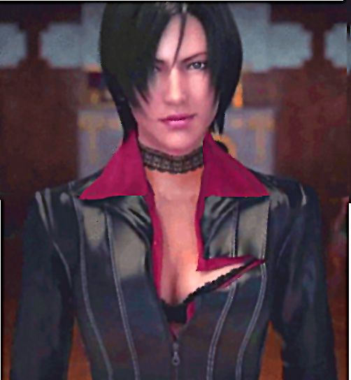 Ada Wong resident evil Damnation by classic-spartan-228