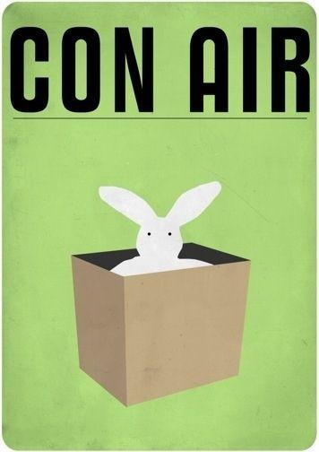 "Minimalist ""Classic"" Movie Posters"