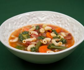 Minestrone Soup - Meat Free Meals : The Humane Society of the United States