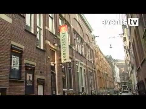 TOBACCO Theater: Een inspirerende locatie gelegen in de bekendste theaterstraat van Amsterdam. Via Events.tv    Een oude tabaksveiling omgetoverd in een moderne, industriële theaterlocatie met veel gevoel voor detail en functionaliteit. Met haar 300 zitplaatsen op de vlakke vloer en balkon vertegenwoordigt TOBACCO Theater Amsterdam een unieke plek tussen de vele andere theaters in de Theaterstraat Nes in Amsterdam.