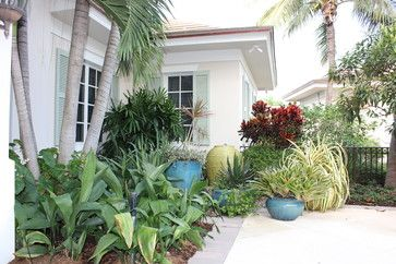 Private Residence Garden, Palm Beach County - modern - landscape - miami - Studio Sprout