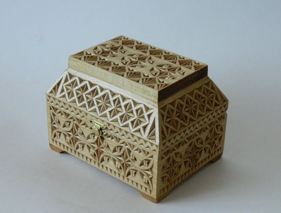 Best Wood Chip Carving : Chip carving wood popsicle sticks wooden boxes waiata