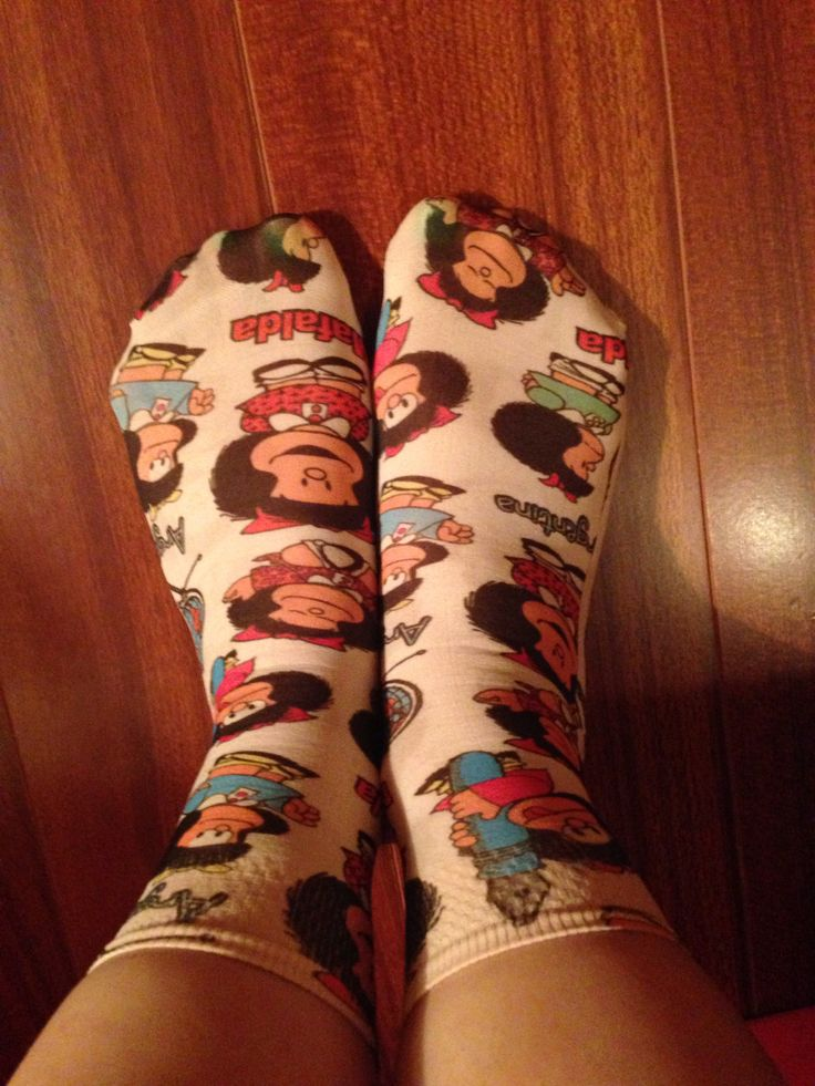 Mafalda Socks