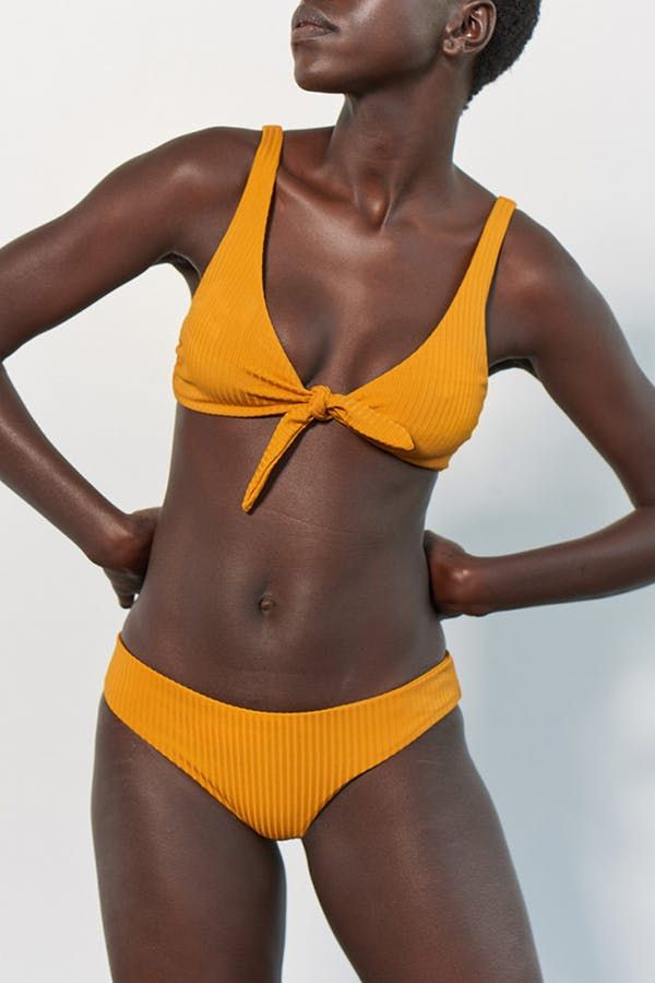 4b4164d357 The Top 7 Swimwear Trends to Know for Summer 2018  purewow  swim  shopping