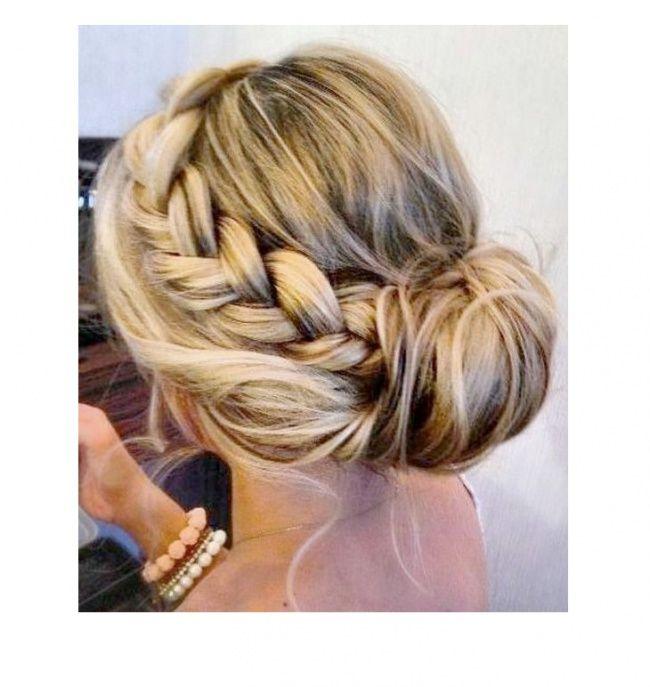 Modne fryzury z warkoczem na sylwestra - Strona 4