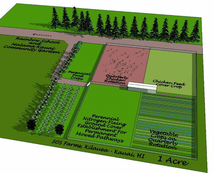 Garden Design Layout