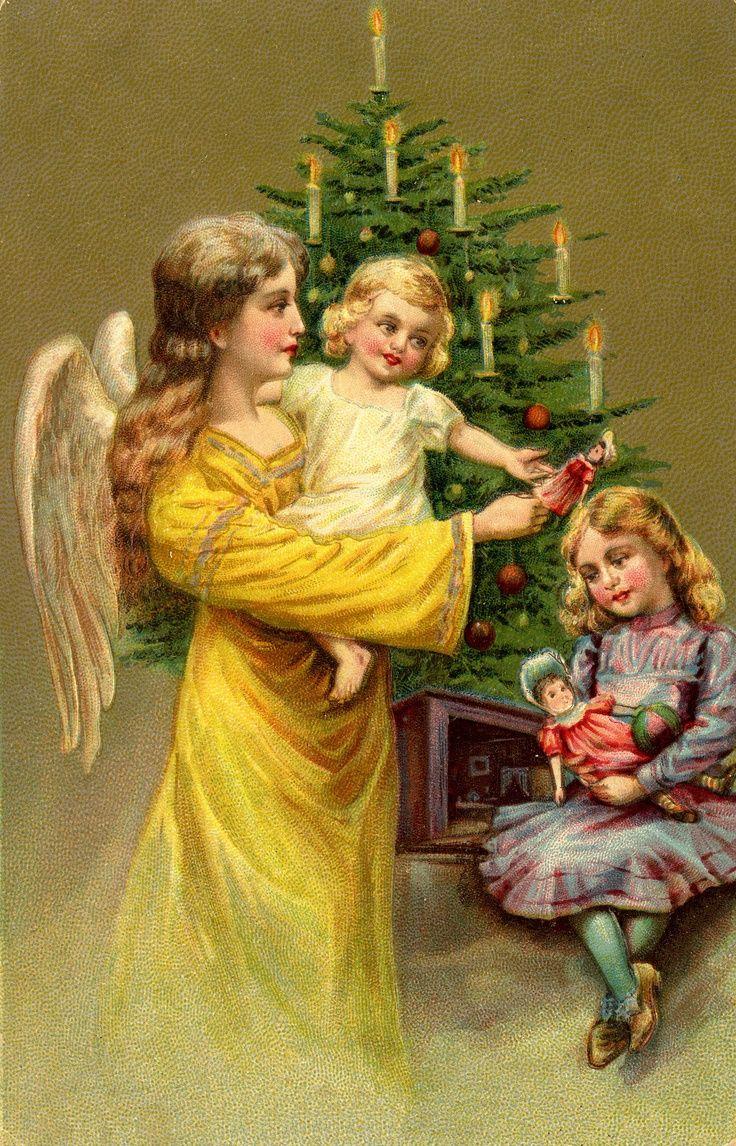 Рождество христово картинки поздравления старого образца