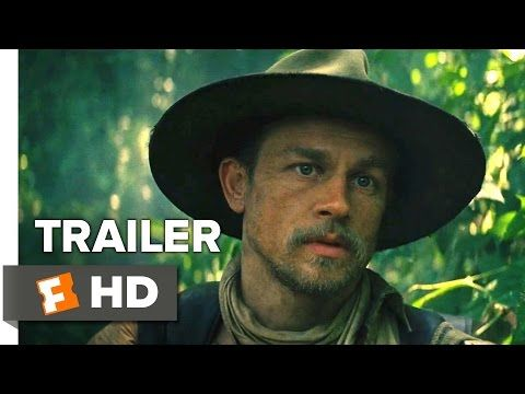 fliederdefladder: the lost city of z