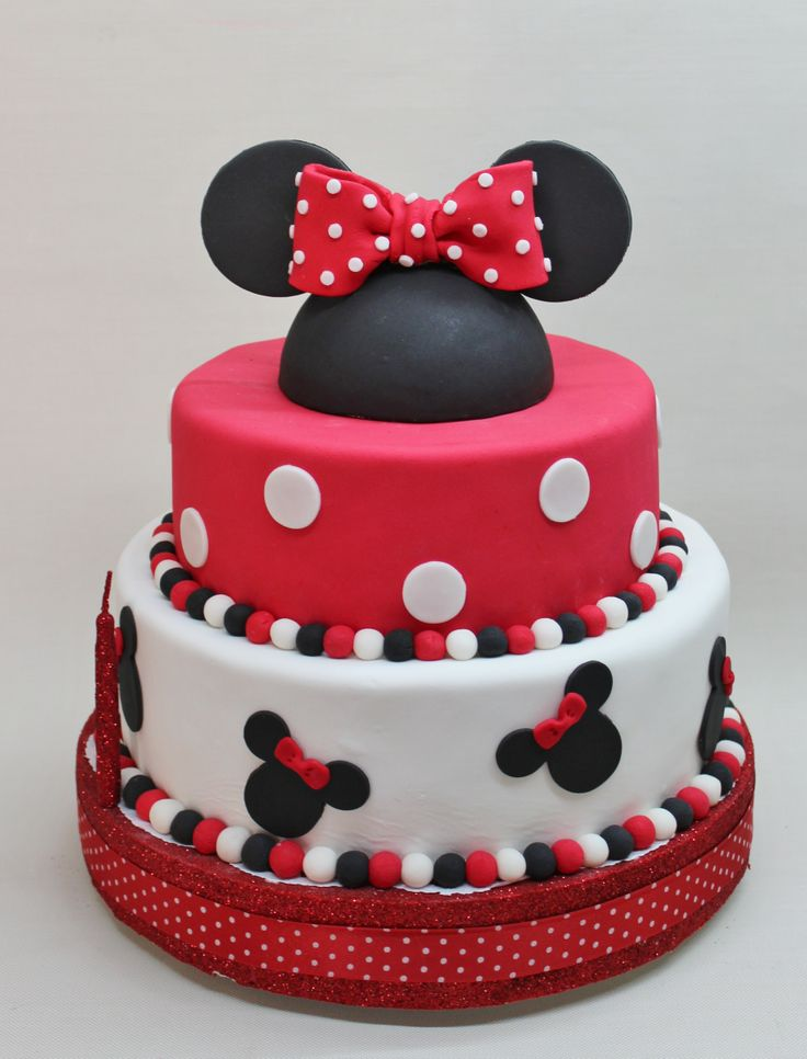 Minnie Cake by Violeta Glace