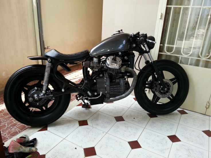 Honda Gl400 Cafe Racer Moto Pinterest Honda And Cafe