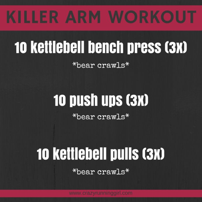 Sweat Wow Killer Kettlebell Workout: 1000+ Images About Upper Body Workouts On Pinterest