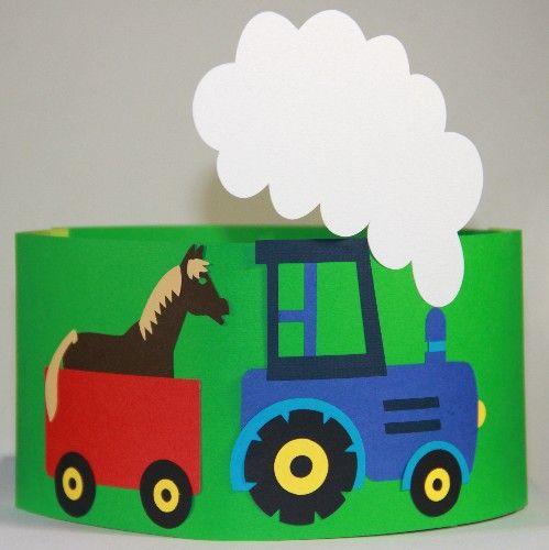 tractor 0 verjaardagsmuts paard.jpg (499×500)