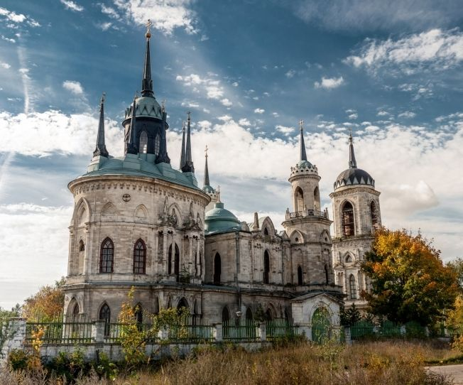 Top 5 Hidden Palaces of the Moscow Region