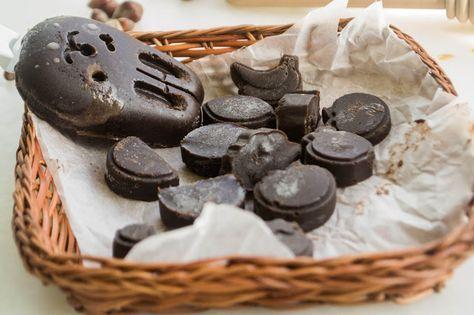 Bade'nin Şekeri: Kolay Bayram Çikolataları / Easy Holiday Chocolate...