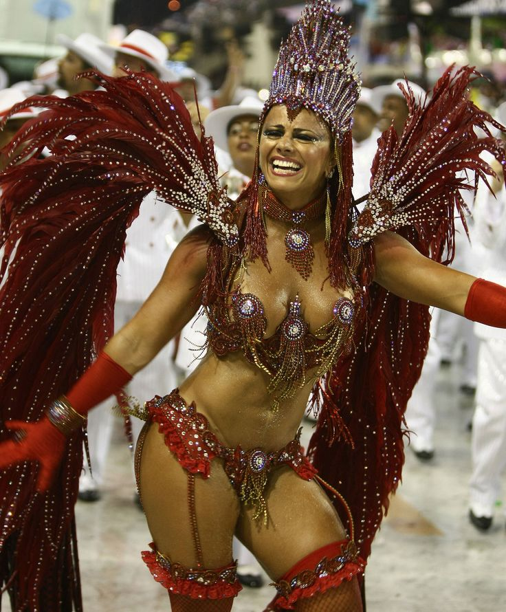 During carnival, Brazilians say nudity doesnt mean sex