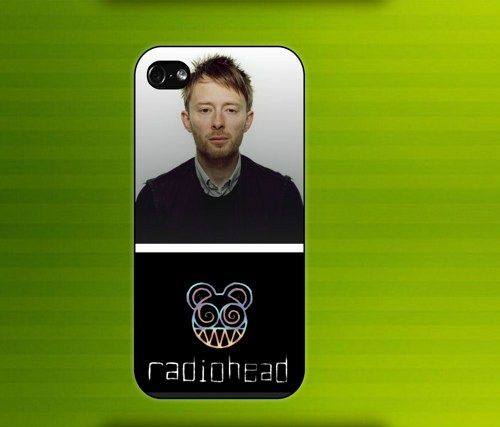 Radiohead Band case for iPhone 4/4S iPhone 5 Galaxy S2/S3 #iPhonecase #iPhoneCover #3DiPhonecase #3Dcase #S4 #s5 #S5case