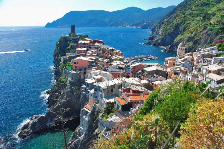 Voyage Trek et randonnée Italie : Les Cinque Terre et la presqu'île de Portofino en Liberté - Huwans clubaventure #travel