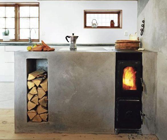 Oltre 1000 idee su cucina scandinava su pinterest cucine for Piani casa lago stile artigiano