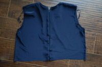 Peplum Blouse Refashion · How To Make A Peplum Top · Needlework on Cut Out + Keep