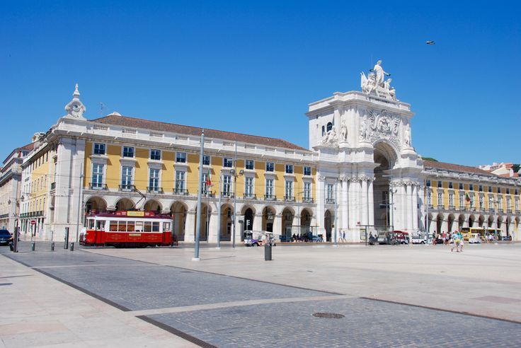 Praça do Comércio - Lisboa 2016