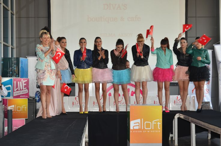 DİVA'S BOUTIQUE & CAFE -