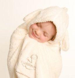 Snuggle bunny (badcape konijn)