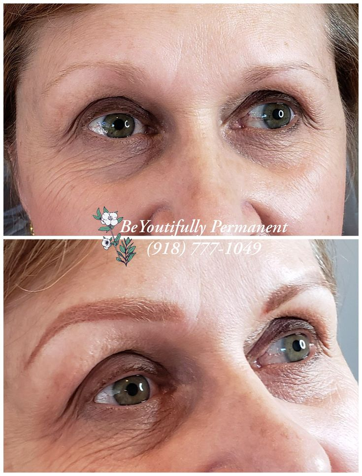 Awesome Permanent Makeup Tulsa Oklahoma And View in 2020