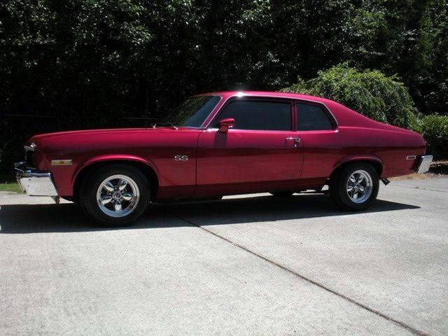 Old Chevy Nova Hatchbacks