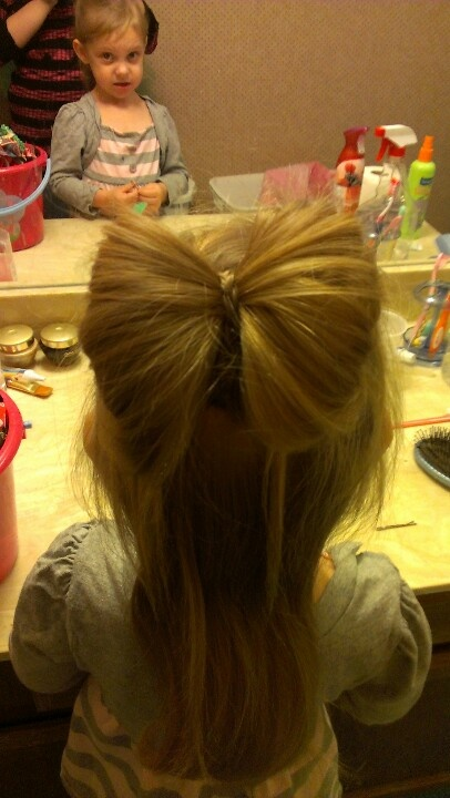 Lady Gaga Kids Hair Bow