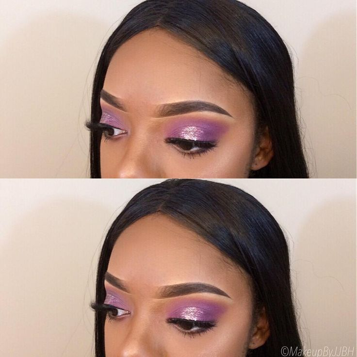 Purple Halo Eye Tutorial 8:00 P.M EST. TAG A FRIEND AND LEAVE SOME PURPLE HEARTS ��  ___________________ Now taking bookings in the Charlotte area! Face: @sachacosmetics cream to power foundation @anastasiabeverlyhills cream contour kit in deep @narsissist creamy radiant concealer in Carmel  @blackradiancebeauty contour kit  Brows: @anastasiabeverlyhills brow wiz.  @maybelline master conceal concealer @sachacosmetics Neutral eyeshadow palette  @shanycosmetics 7 layer masterpiece set…
