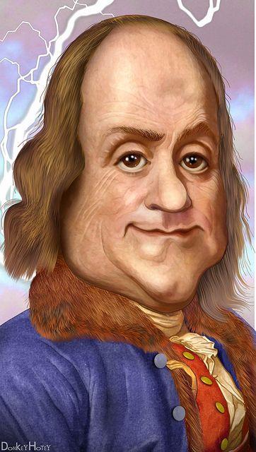 Benjamin Franklin – Quote