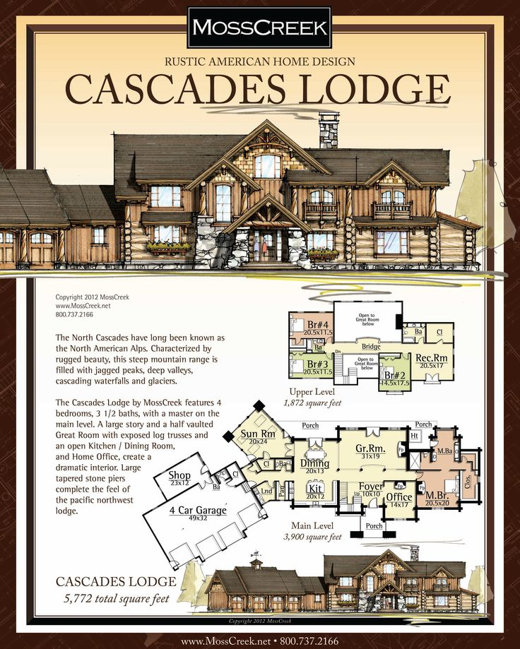 15 best mosscreek images on Pinterest House floor plans Floor