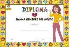 Festa della mamma: poesie, biglietti, attestati, disegni, carta da lettere, coccarde, segnalibri, lavoretti