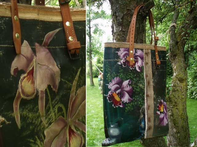 swarm canvas bag: Vintage Paintings, Canvas Bags, Canvas Totes Bags, Canvas Paintings, Paintings Canvas, Leather Belts, Leslie Oschmann, Old Paintings, Canvases