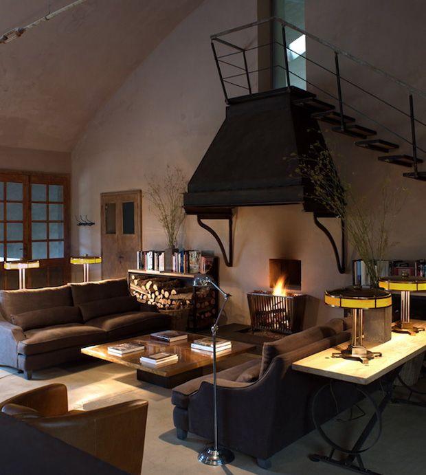Les 342 meilleures images propos de decoration design sur pinterest - Les plus beaux lofts ...
