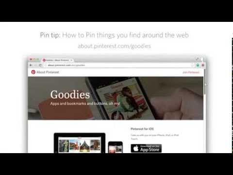 Ajouter le bouton PinIt à votre navigateur | Centre d'aide