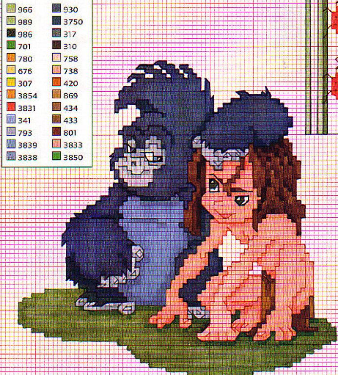 sandylandya@outlook.es  Tarzan & Terk