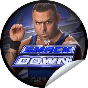 WWE SmackDown: Santino Marella...Get ready for the Cobra! Check-in to GetGlue.com for this Santino Marella sticker!