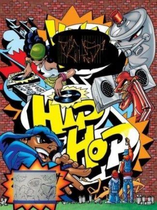 Girl Hip Hop Graffiti Art | Register or Login to Download